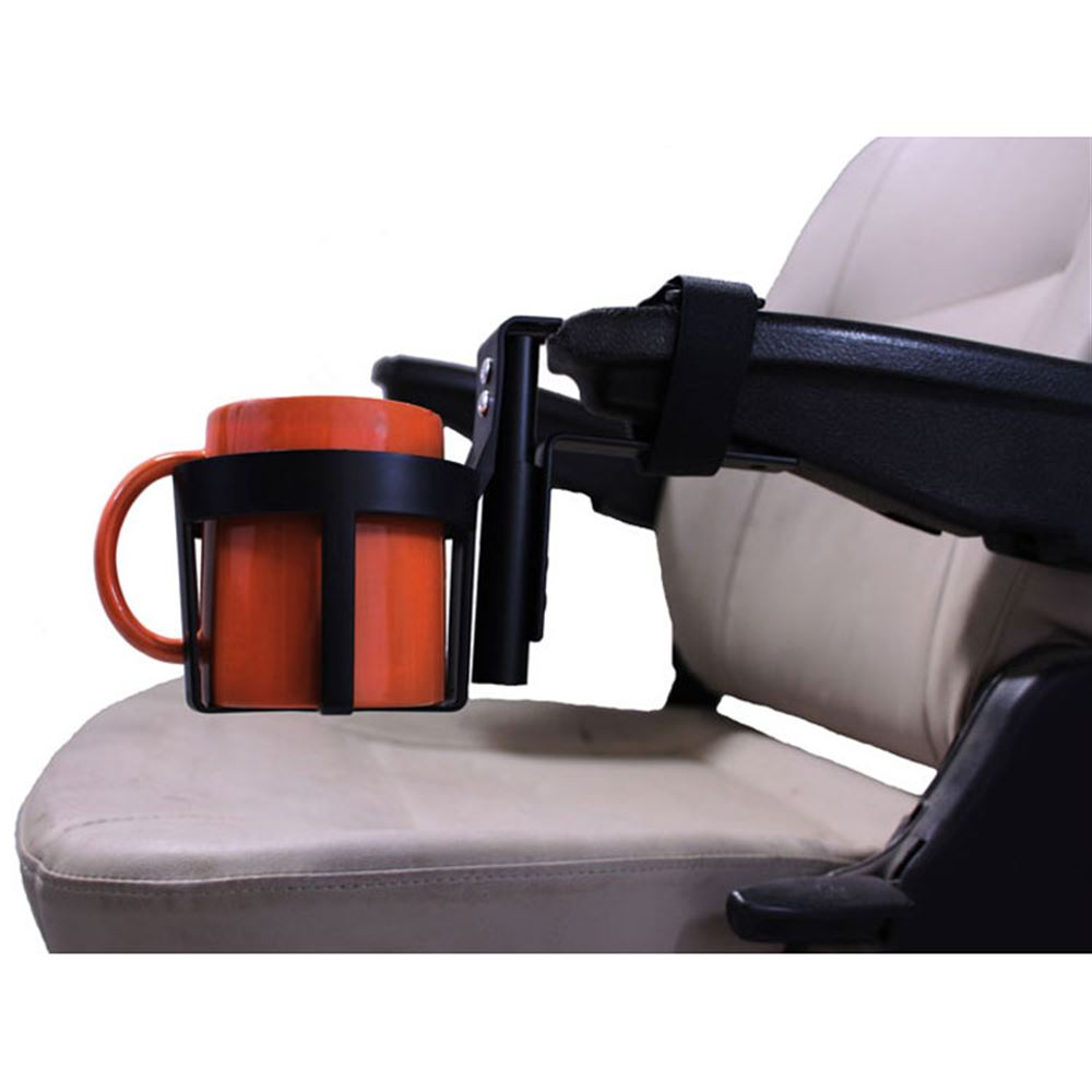 A132 Wheelchair and Scooter Cup Holders