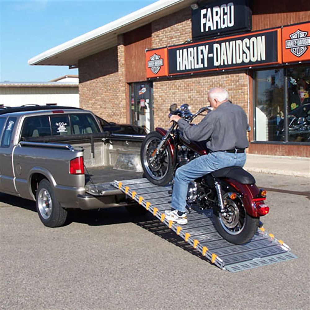 A1A19-Roll-A-Ramp Roll-A-Ramp Aluminum Roll-Up Ramps 4