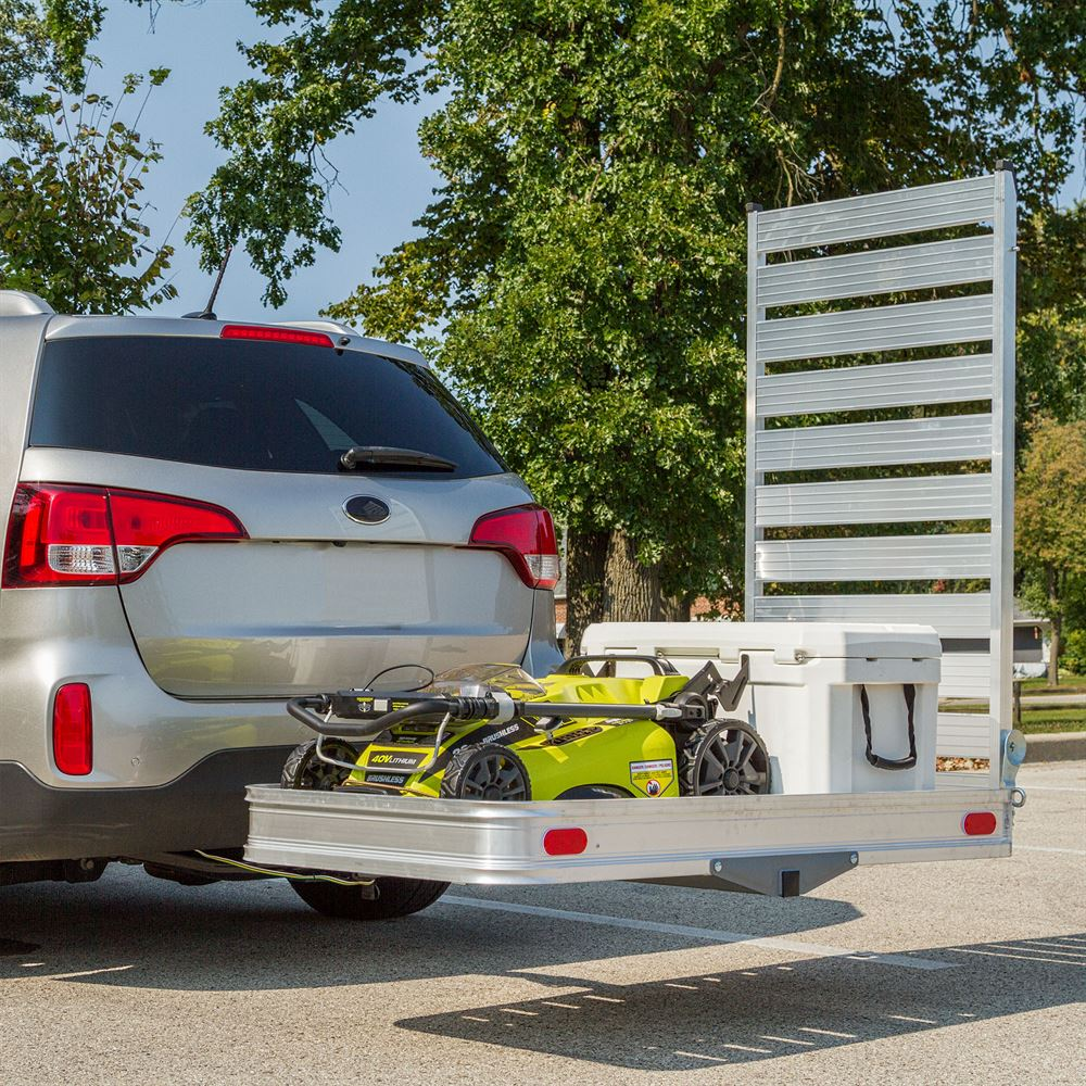 Apex Aluminum Premium Carrier with Ramp