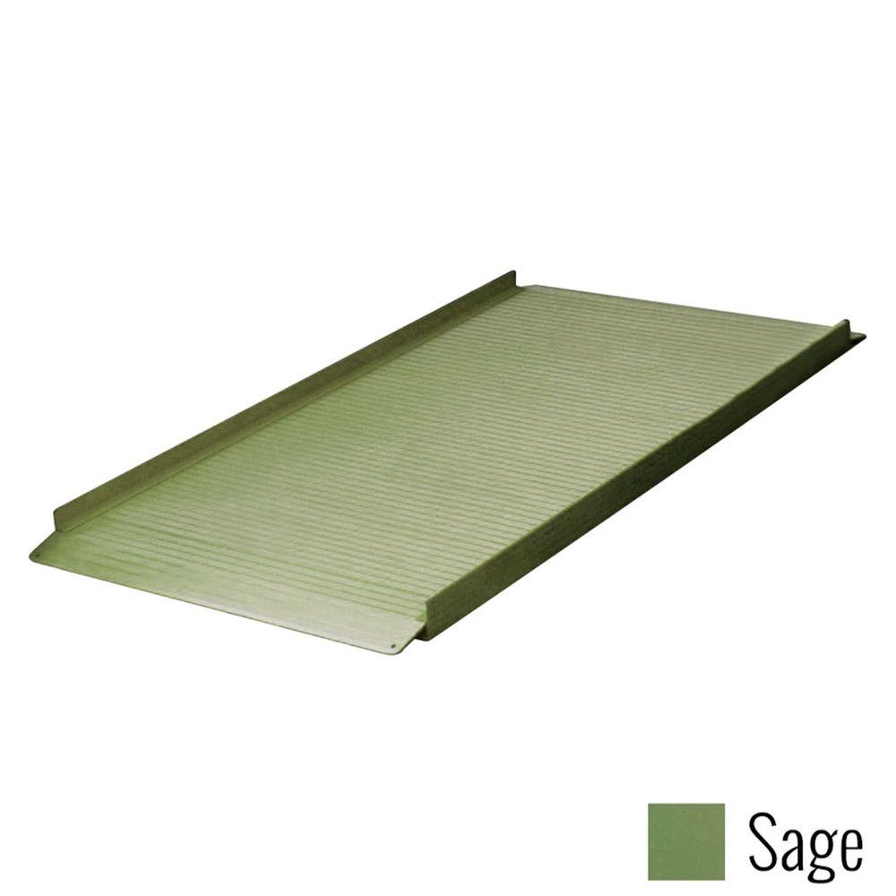 ACRSW AlumiRamp Aluminum Landscape Series Solid Threshold Ramps 5