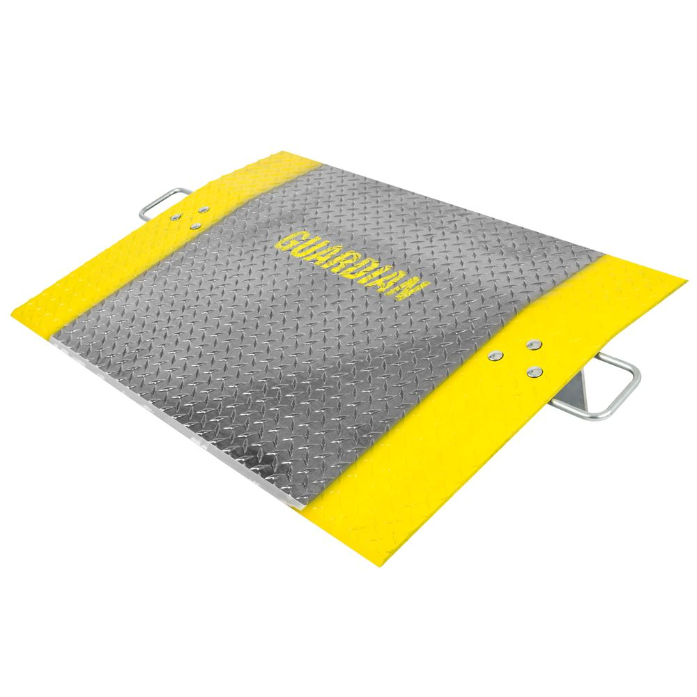 ADP-3042-3300 30 x 42 38 Thick Guardian Aluminum Dock Plate