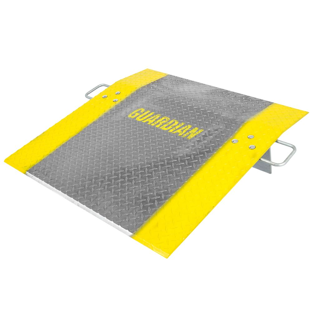 ADP-3636-2500 36 x 36 38 Thick Guardian Aluminum Dock Plate