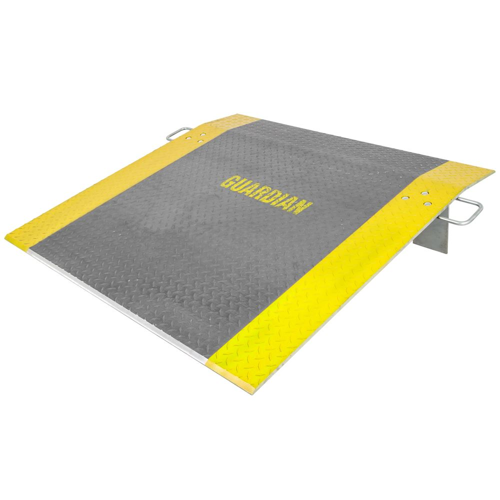 ADP-4848-3800 48 x 48 12 Thick Guardian Aluminum Dock Plate