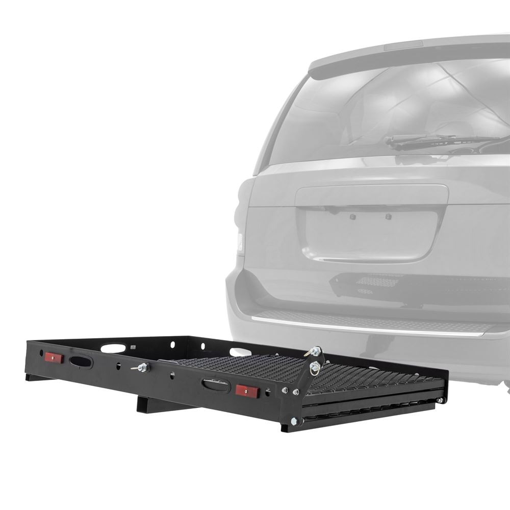 AL001 Harmar Universal Scooter and Wheelchair Carrier with Folding Ramp