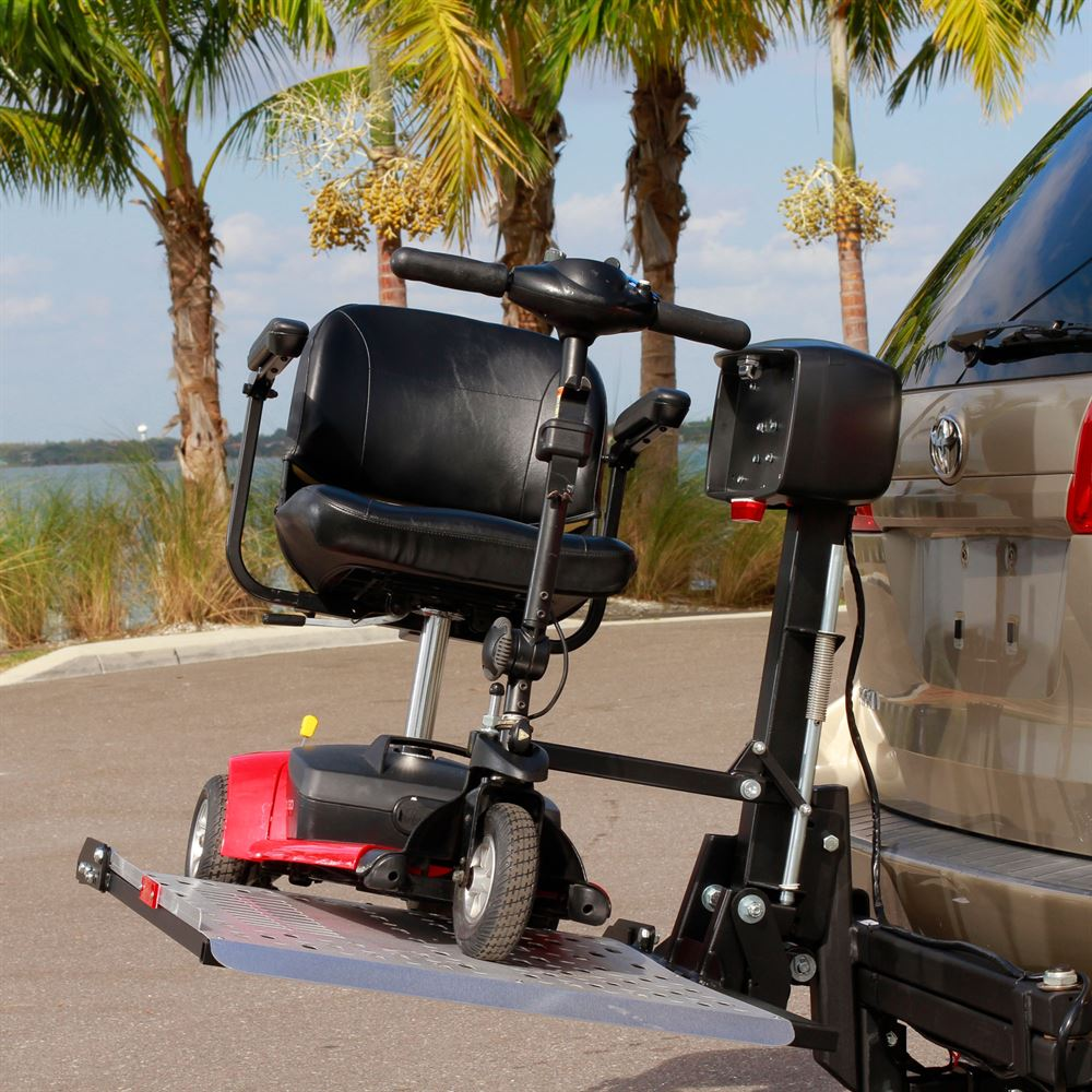Harmar Electric Universal Scooter Lift and Carrier on