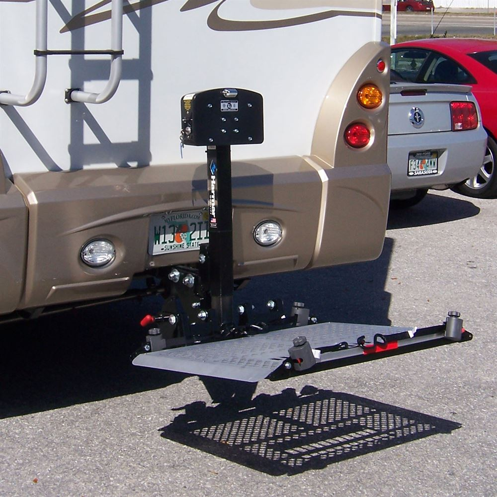 Rv: Harmar RV Electric Power Chair & Scooter Lift & Carrier