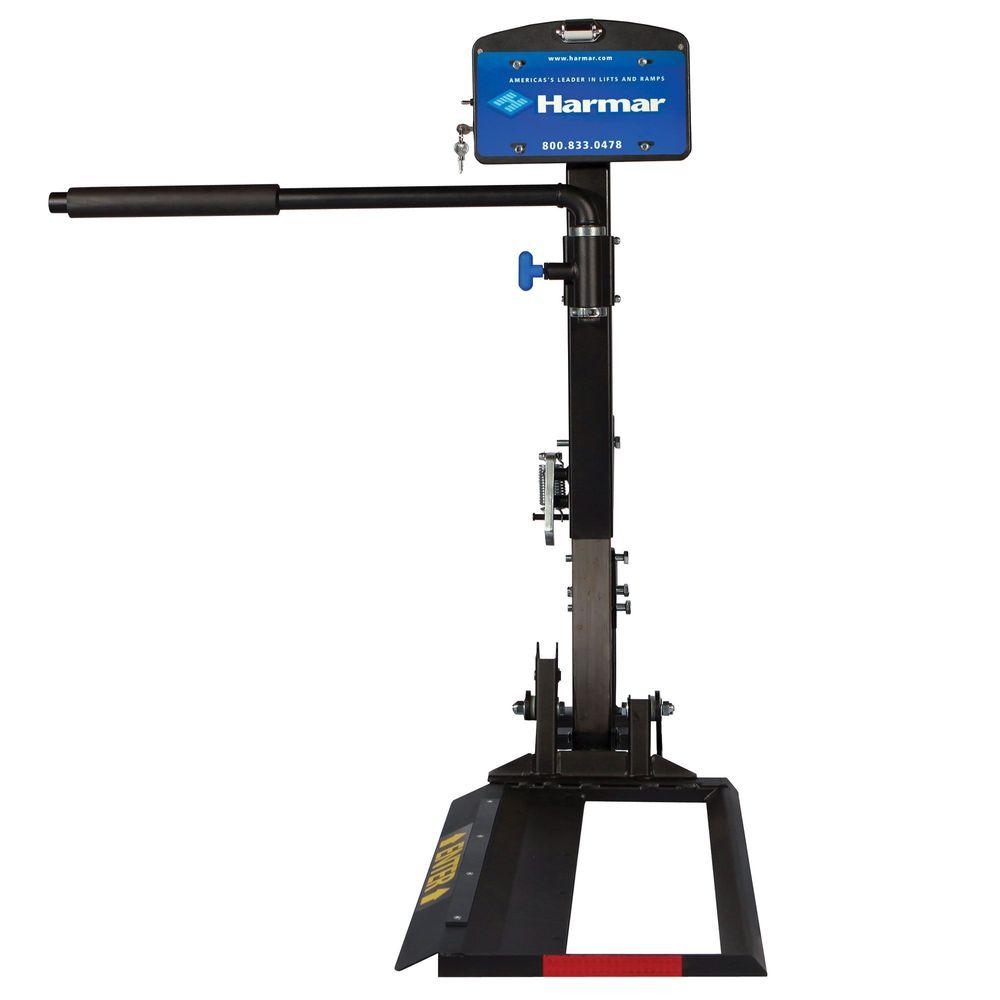 AL580 Harmar Profile Mid-Wheel Drive Power Chair Lift
