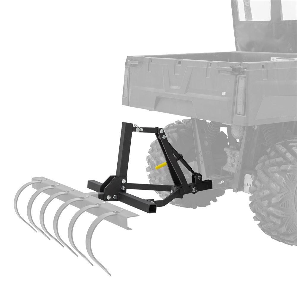 ATV-3PT-2140 Black Widow 3-Pin ATVUTV Implement Attachment