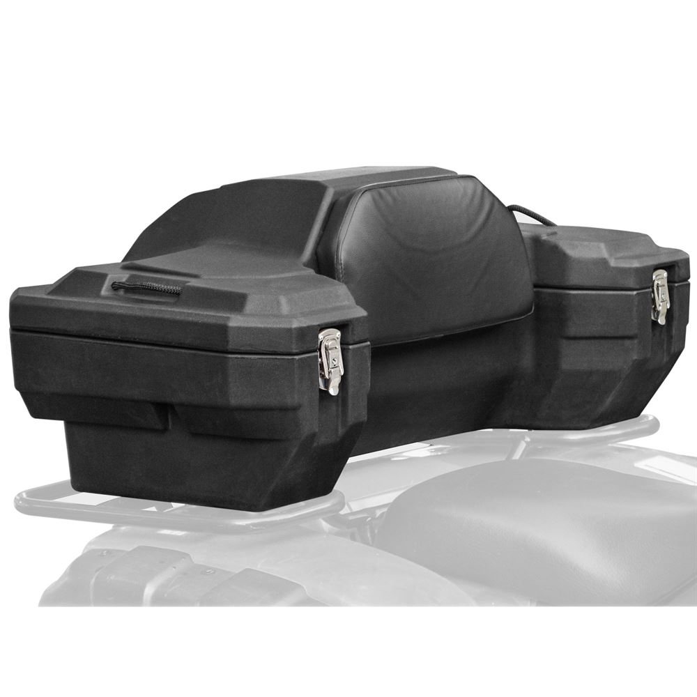 Atv Cb 8020 Black Widow Deluxe Rear Cargo Box
