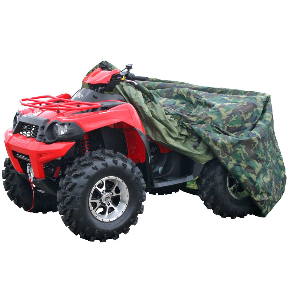 ATVC-CL Water-Resistant Large Camouflage ATV Cover