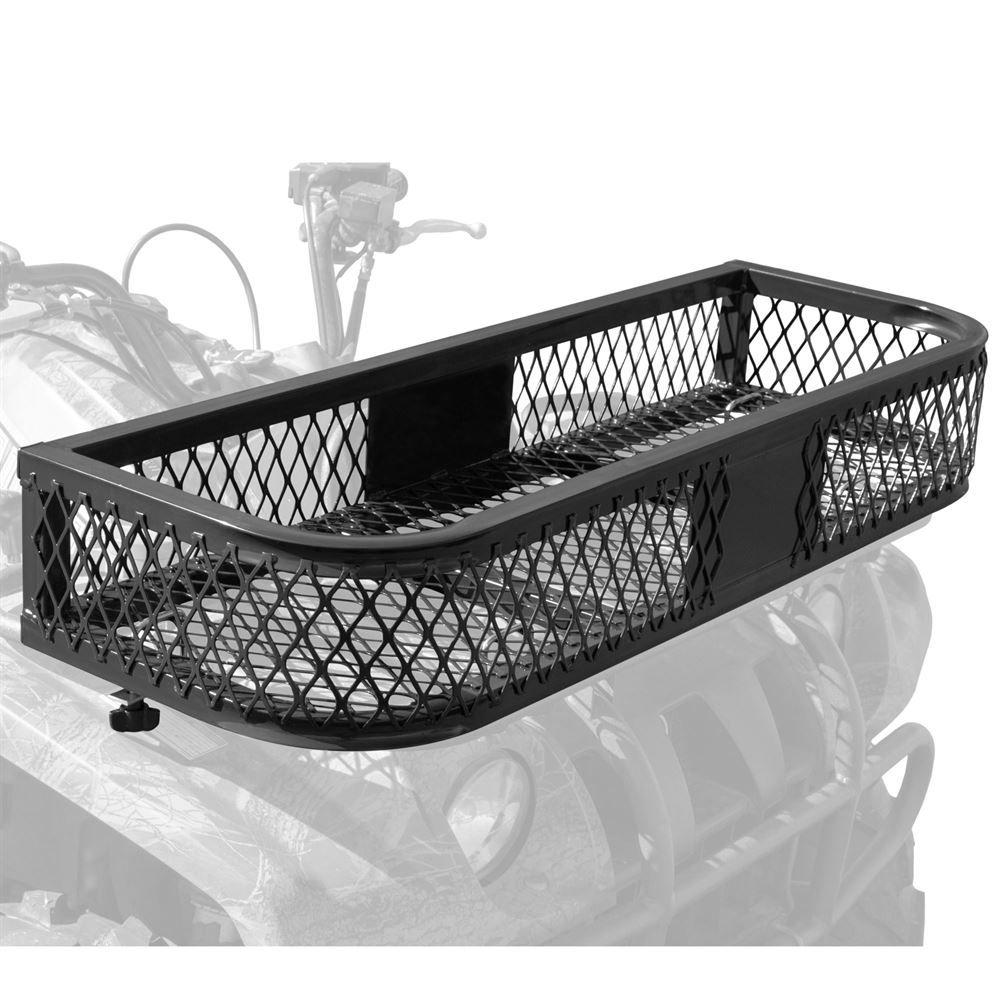 ATVFB-3713 Black Widow Steel Mesh ATV Front Rack Basket  sc 1 st  Discount R&s & Black Widow Steel Mesh ATV Front Rack Basket | Discount Ramps