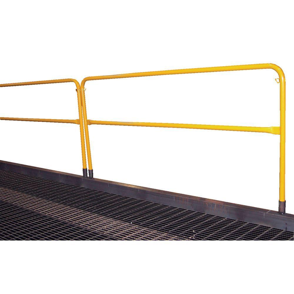 AY-RAHDRL Vestil Removable 42 High Aluminum Handrail