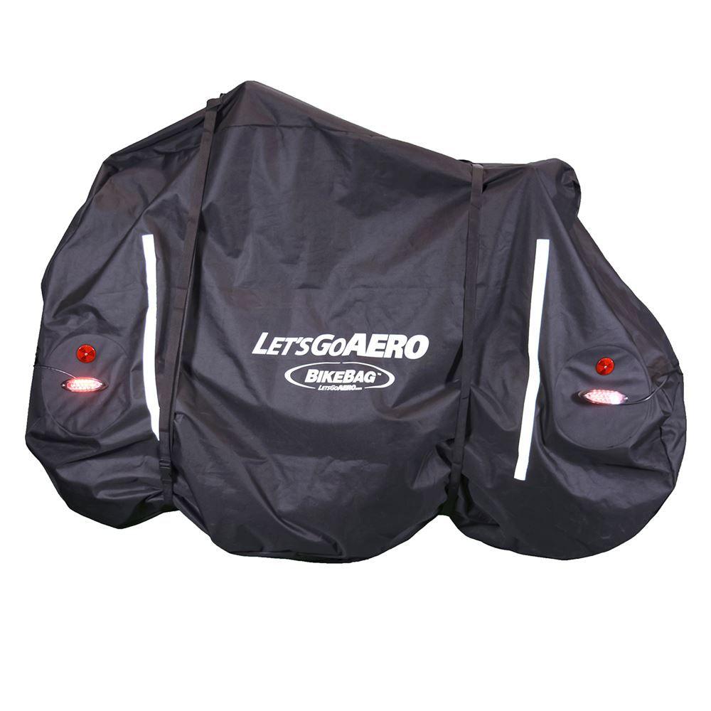B01571 Lets Go Aero BikeBag 2-Bike Cover