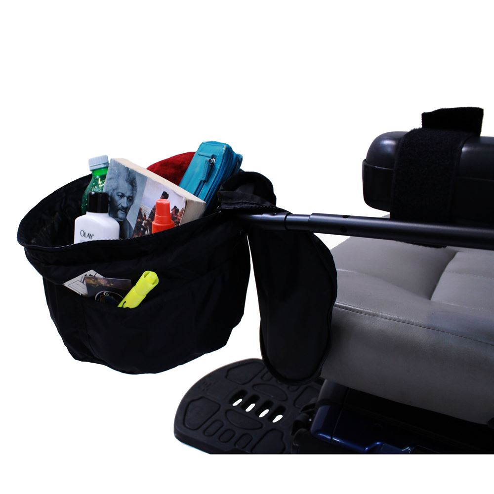 B2112 Front Wheelchair Bag