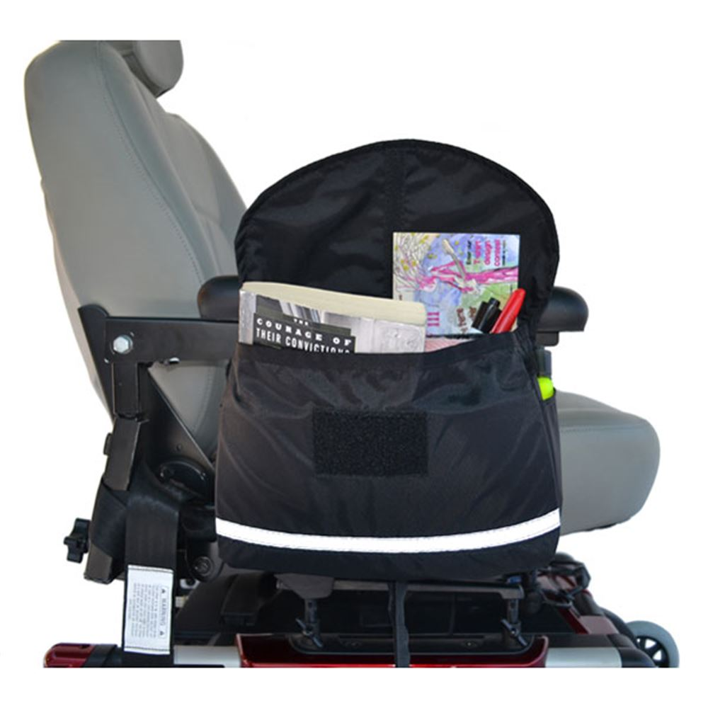B21WB Armrest Wheelchair Bags