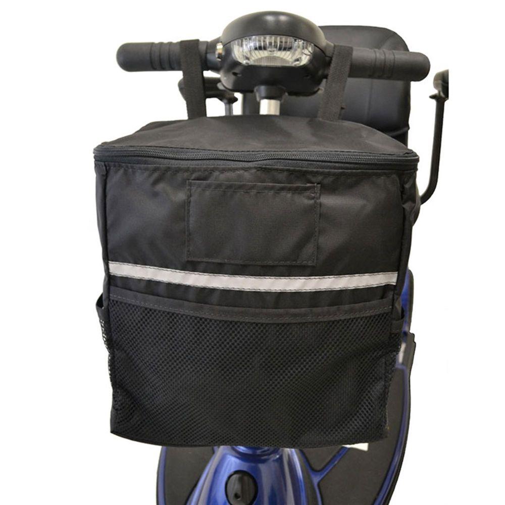 B4231 Soft Mobility Scooter Tiller Basket - 11 L x 12 W x 8 D
