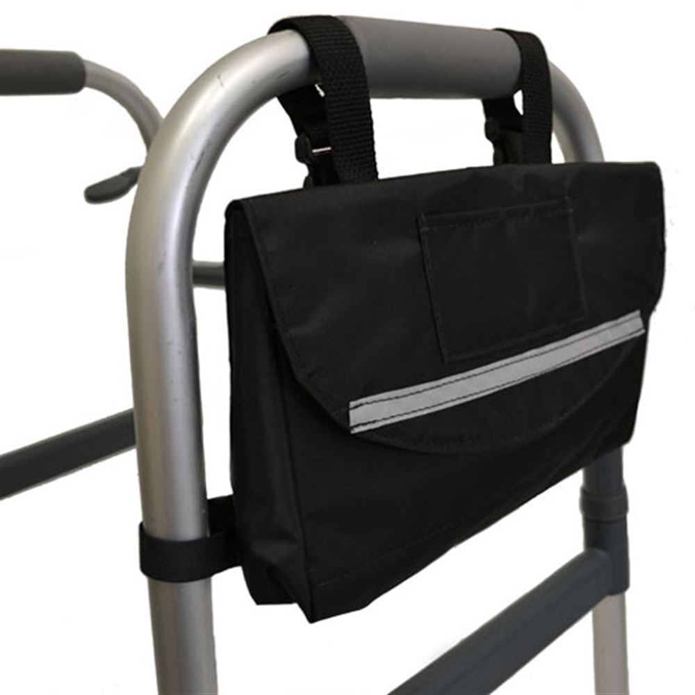 Medical Walker Bag Standard Side 6 L X 11 W 3 H