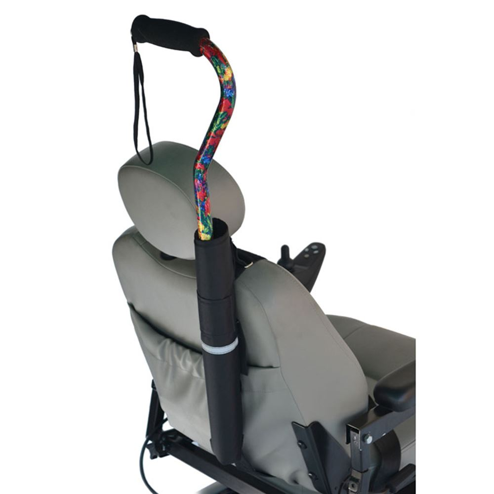 Wheelchair Cane Holder   Discount Ramps on wheelchair stand up and play, courtesy cart, grocery cart,