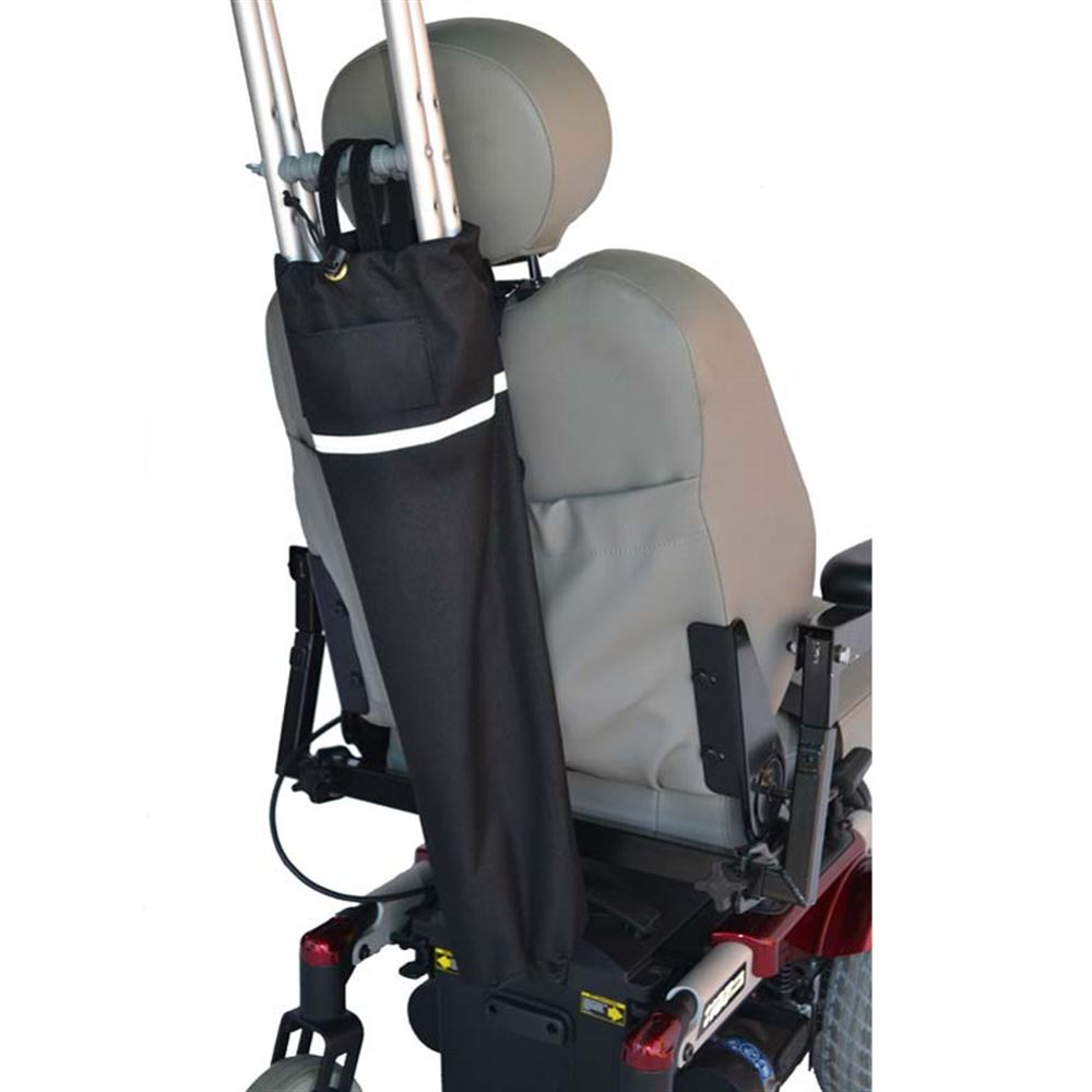 B6-13 Wheelchair Crutch Holder