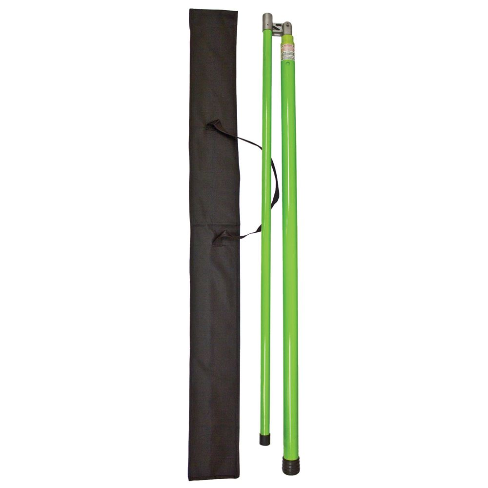 BA-MS15 BA Products 15 Telescopic Load Measuring Stick with Storage Case