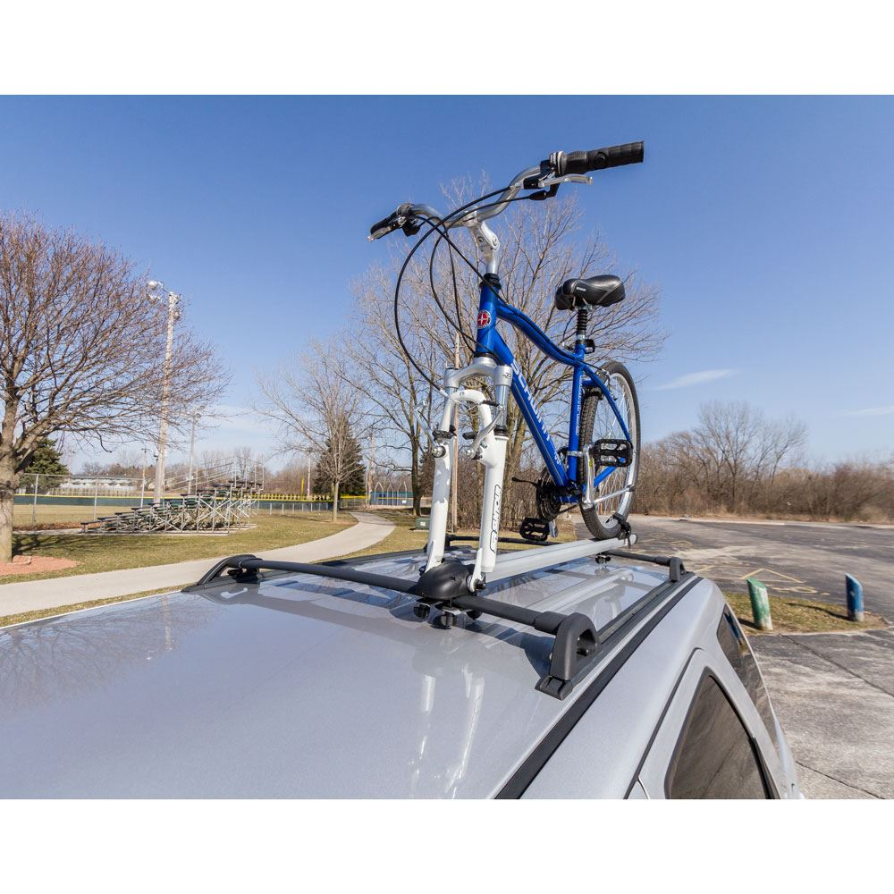 fork rack cycling venzo bike carrier bicycle roof mount buy cd vz car