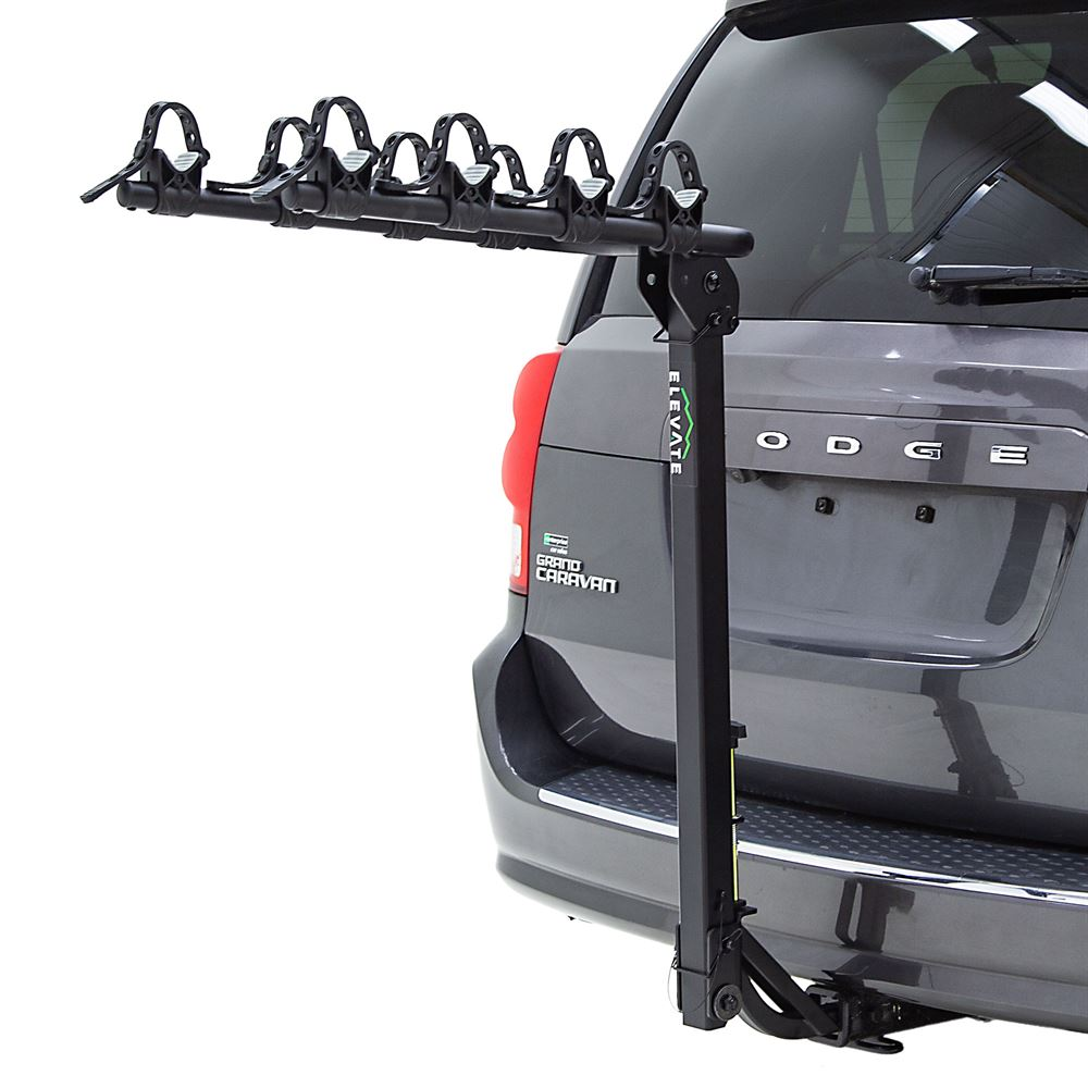 BC-7806-RACKS Elevate Outdoor Hitch Bike Rack - 2 Bike  4 Bike