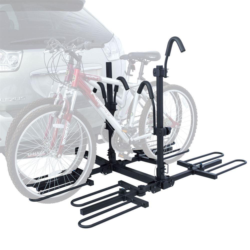 BC-7845 Apex Tray-Style Hitch Bike Rack - 2 Bike and 4 Bike  sc 1 st  Discount R&s & Apex Tray-Style Hitch Bike Rack - 2 Bike and 4 Bike   Discount Ramps