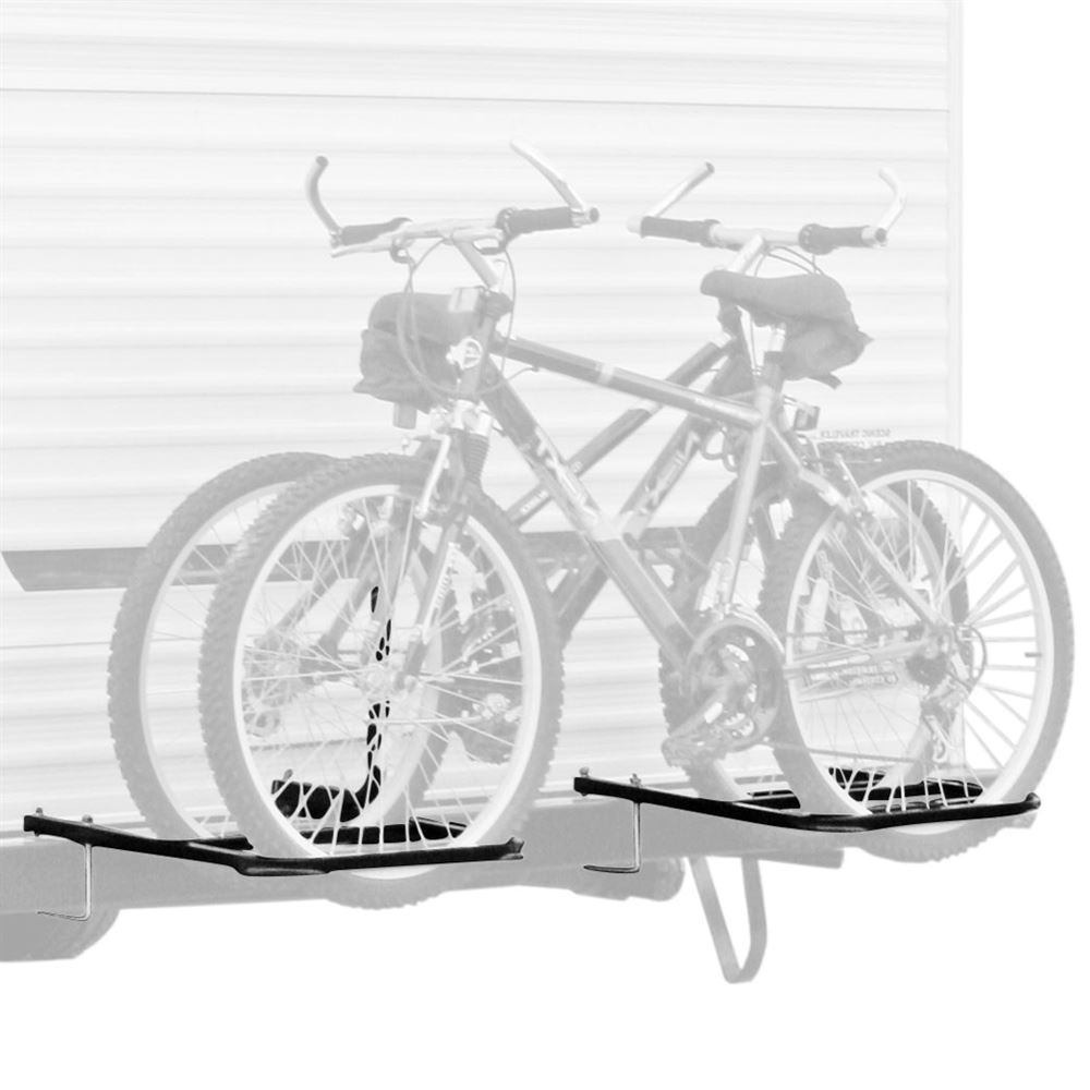 BC2BM Two Bike - Apex RV Bumper Bike Rack