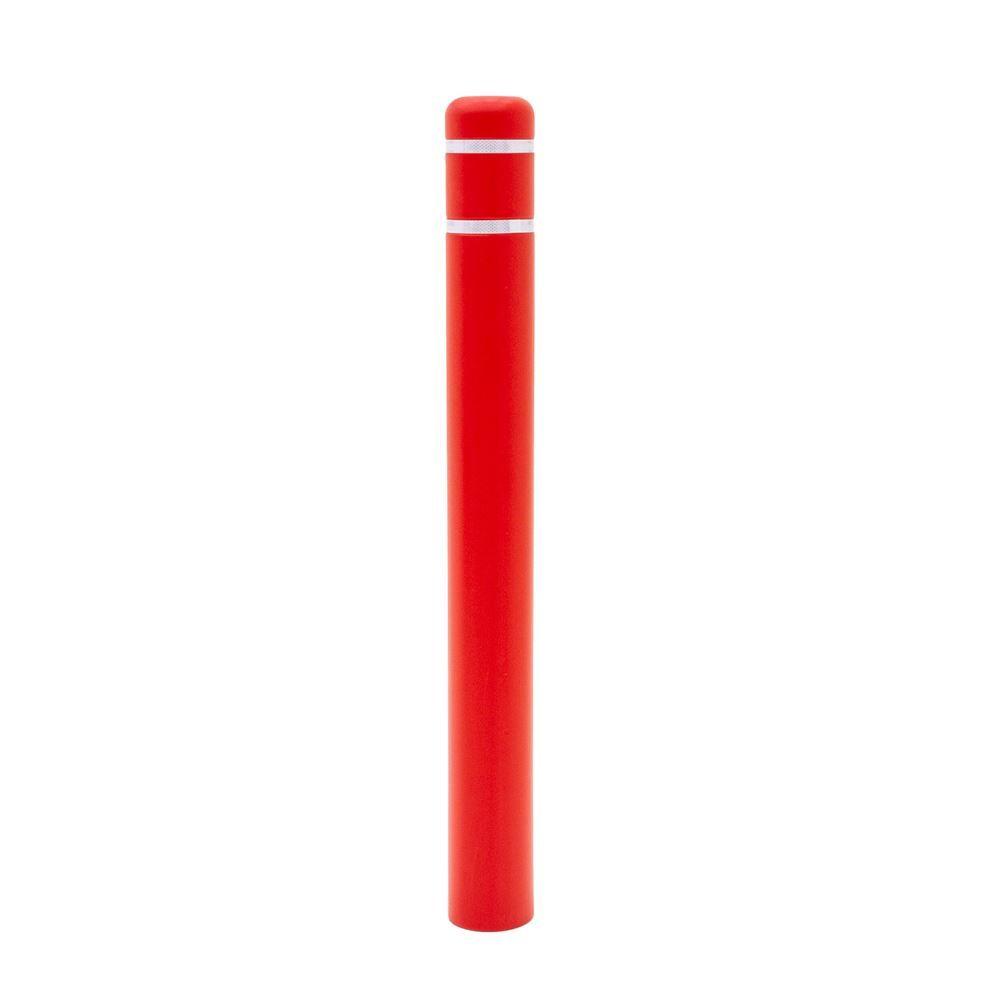 BC5RWFT 5 Diameter Guardian Safety Bollard Covers for 45 Diameter Bollards