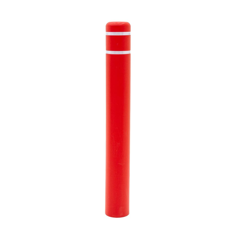 BC6RWFT 6 Diameter Guardian Safety Bollard Covers for 55 Diameter Bollards