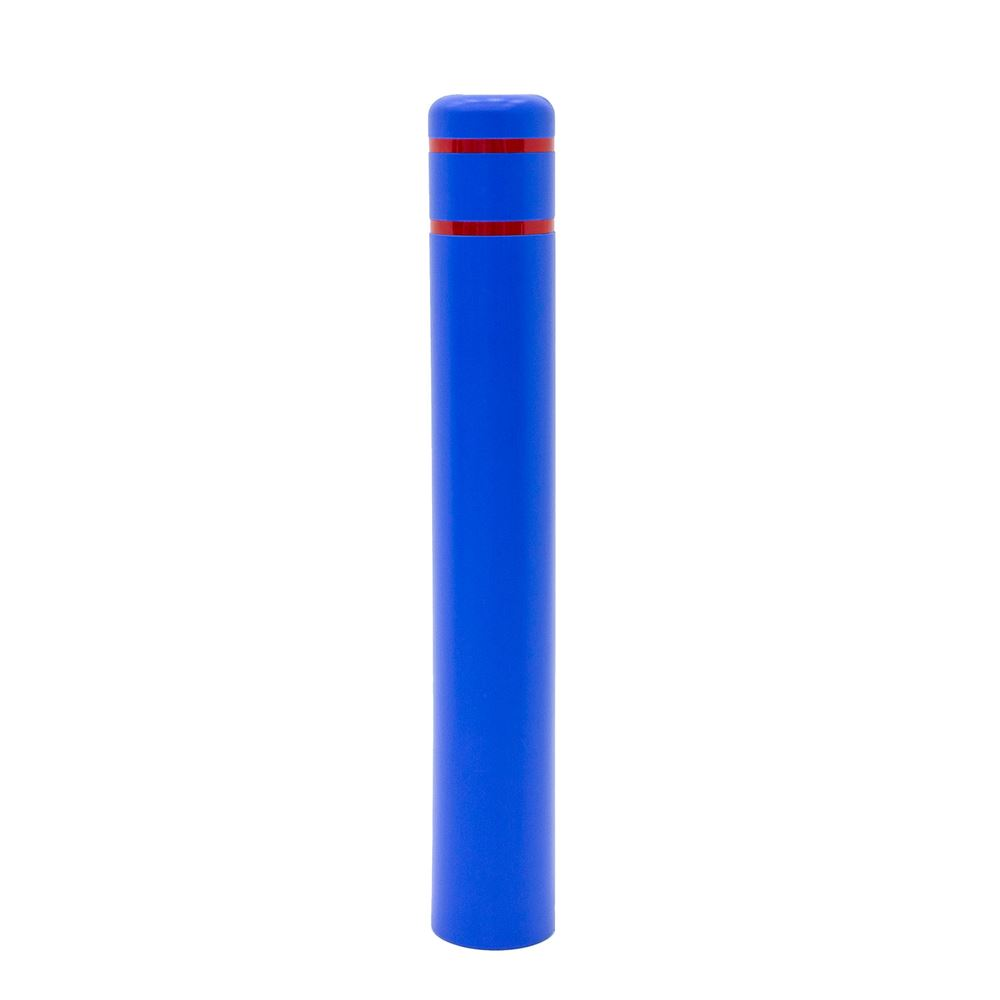 BC7BRFT 7 Diameter Guardian Safety Bollard Covers for 65 Diameter Bollards