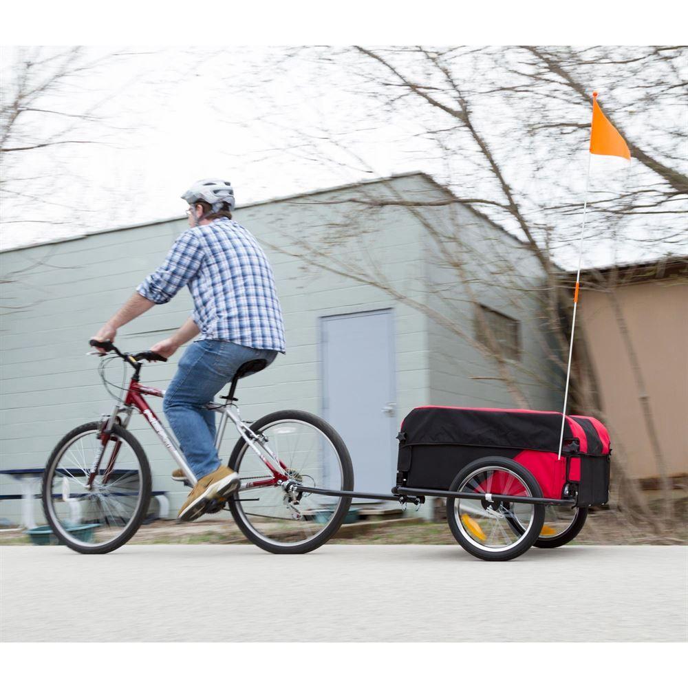 BCT-20301 Apex Bicycle Cargo Trailer 1
