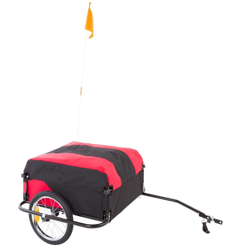 BCT-20301 Apex Bicycle Cargo Trailer 2