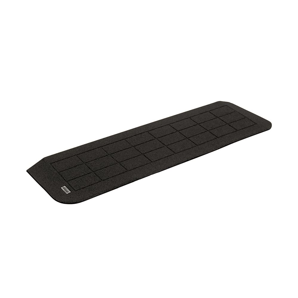 BHR-1110-BRONZE Antique Bronze SafePath BigHorn Plastic Polymer Threshold Ramp - ADA Compliant