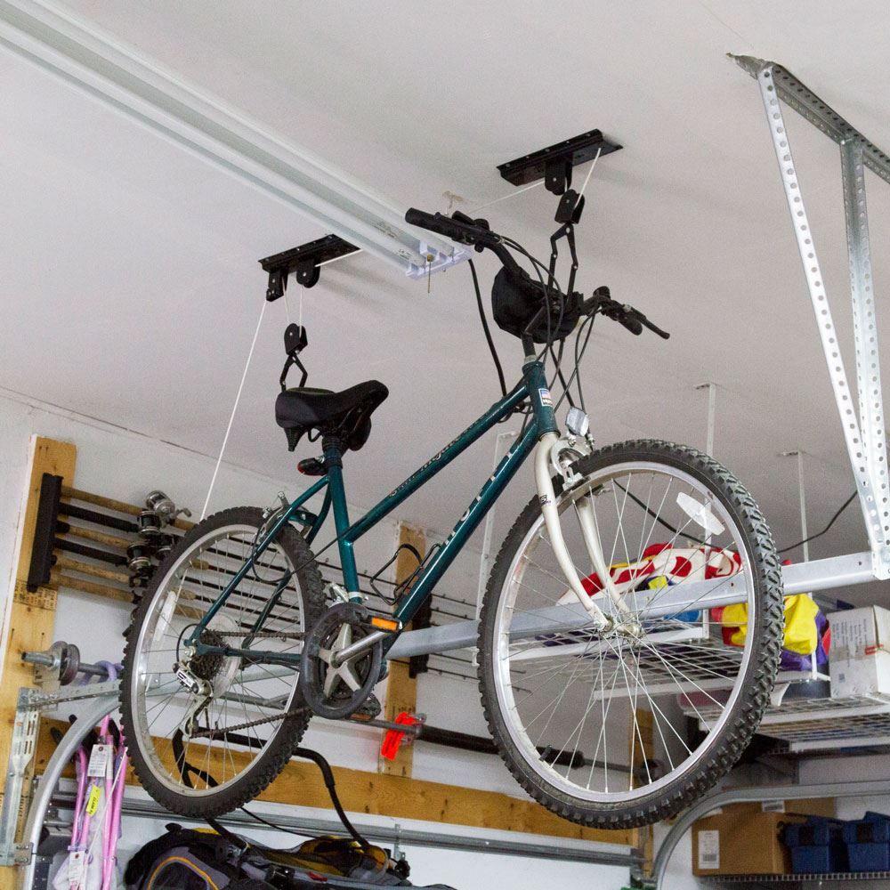 2 Bike Apex Ceiling Mount Bicycle Hoist Discount Ramps