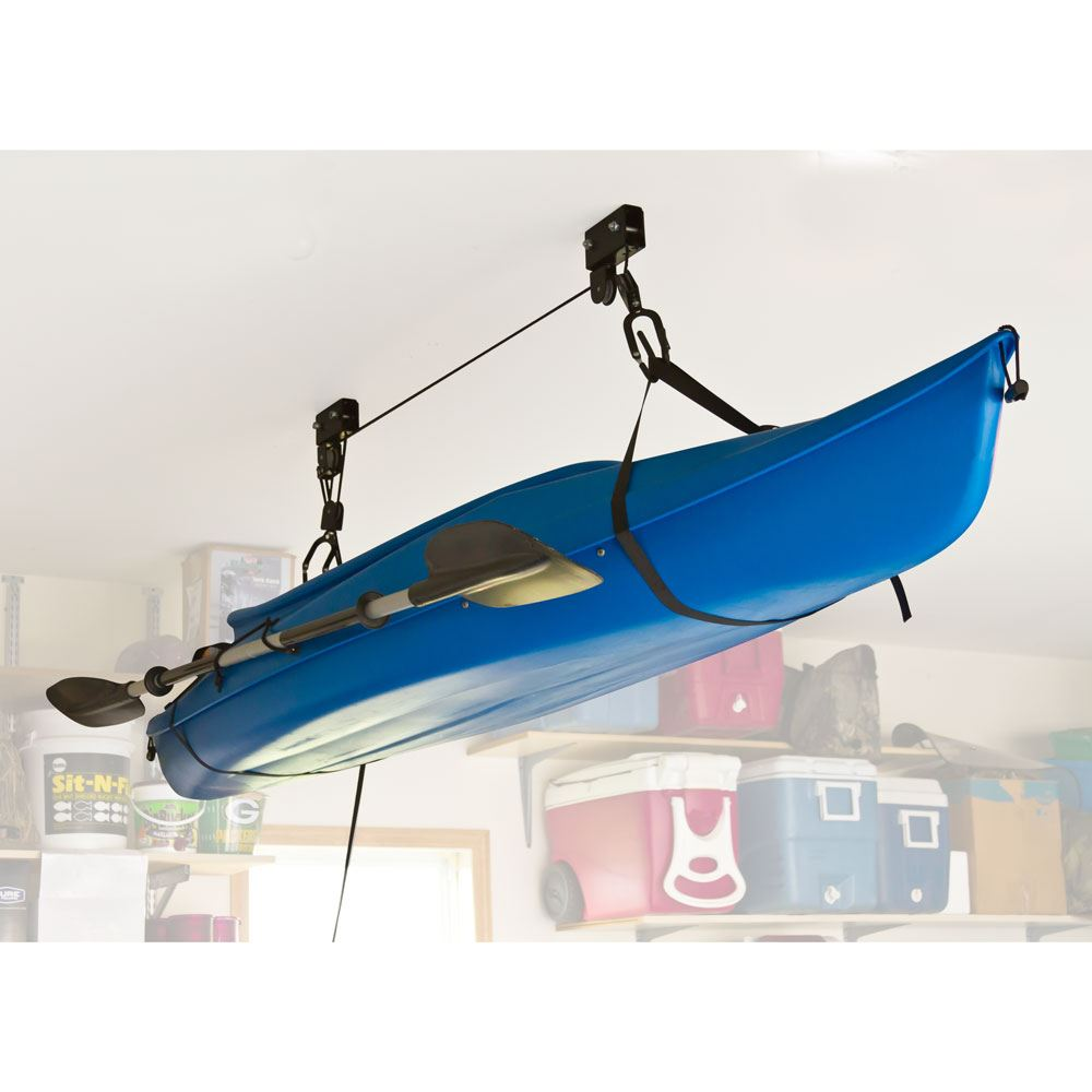 Apex Kayak And Canoe Storage Hoist Discount Ramps