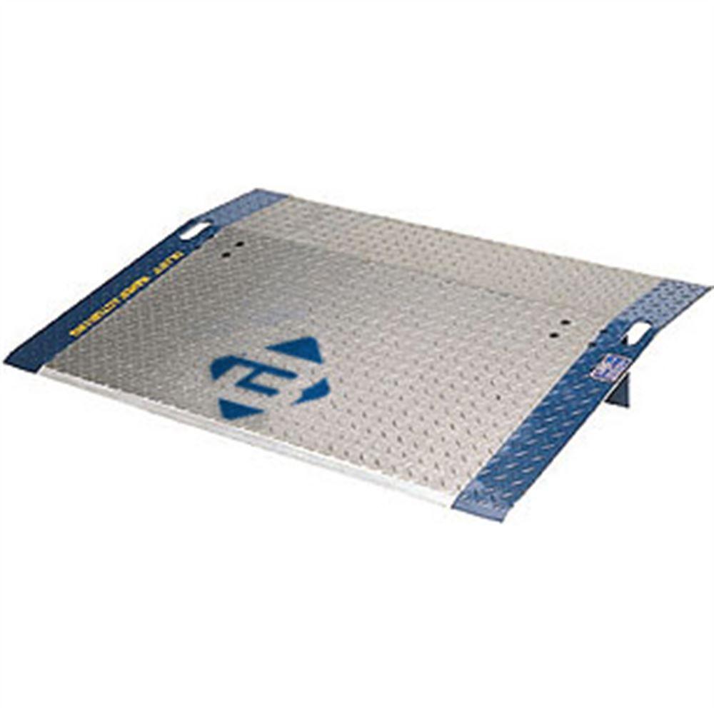 BLUFF-A-DOCK-PLATES Bluff Aluminum Model A Dock Plates - 38 Thick Plate