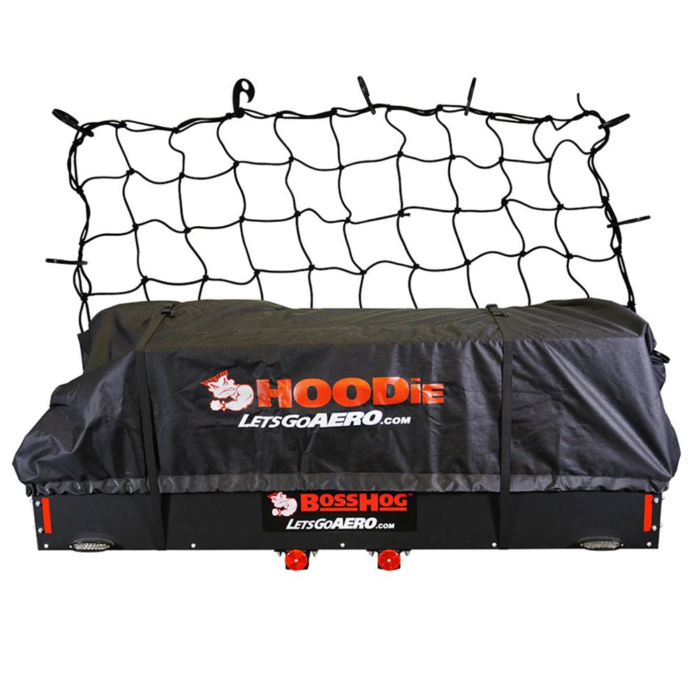 BOSSHOGKIT Lets Go Aero BossHog Cargo Carrier and HOODie Cover Kit