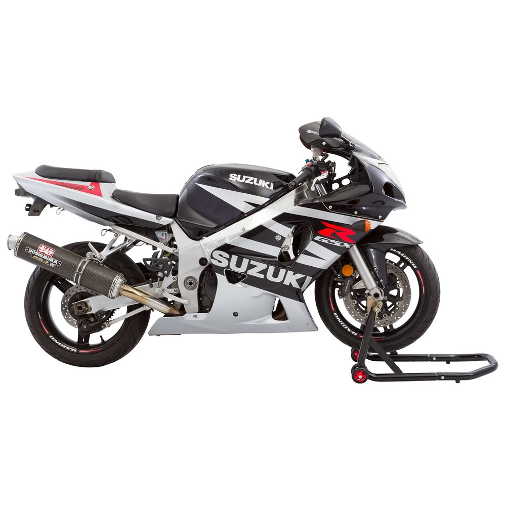Black Widow Prong Motorcycle Front Stand | Discount Ramps