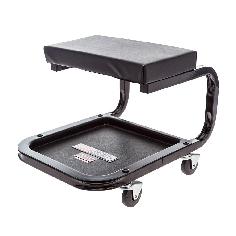 C-SEAT Black Widow Mechanics Creeper Seat