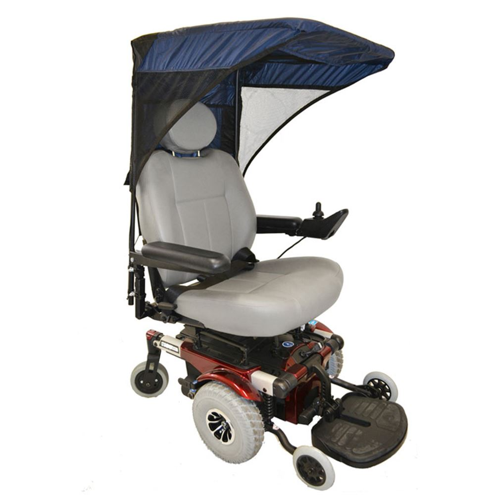 C12234 Vented Wheelchair and Scooter Canopy