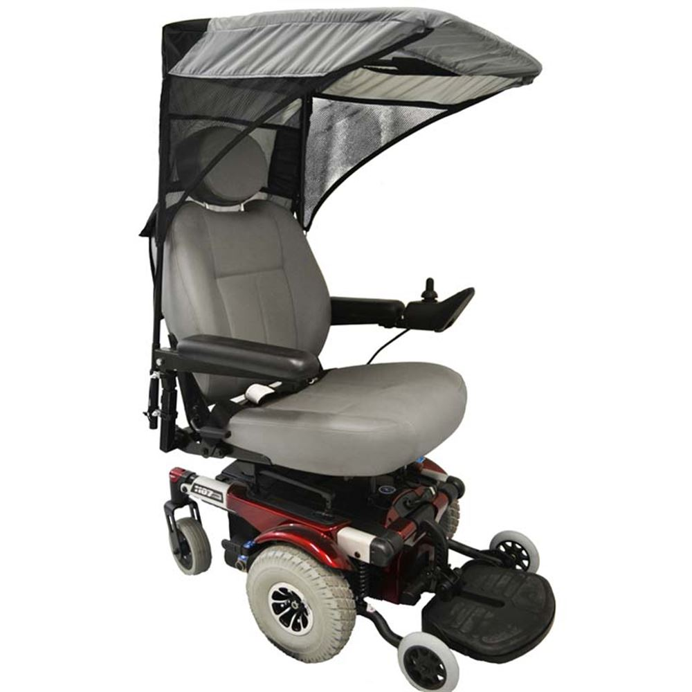 Car Ramps For Sale >> Adult Power Wheelchair Canopy | Discount Ramps