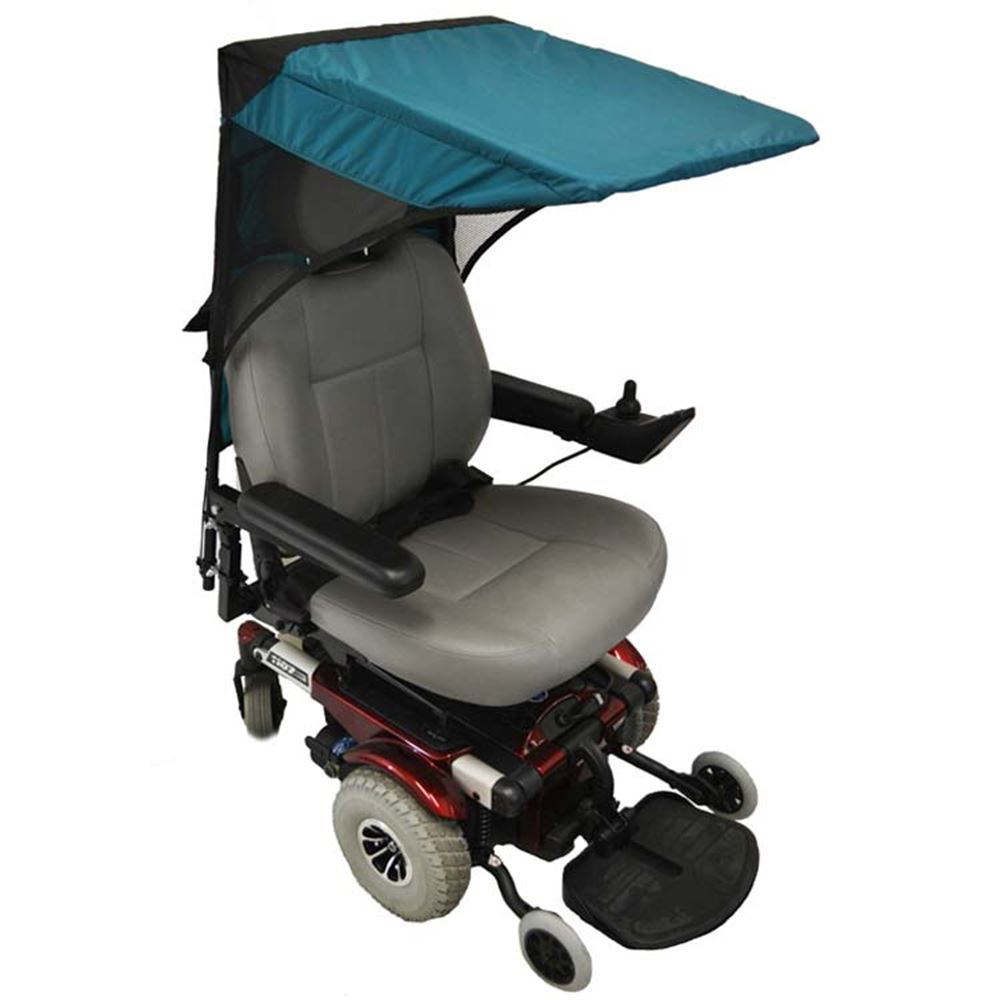 C123-ADULT Adult Power Wheelchair Canopy 5  sc 1 st  Discount R&s & Adult Power Wheelchair Canopy   Discount Ramps
