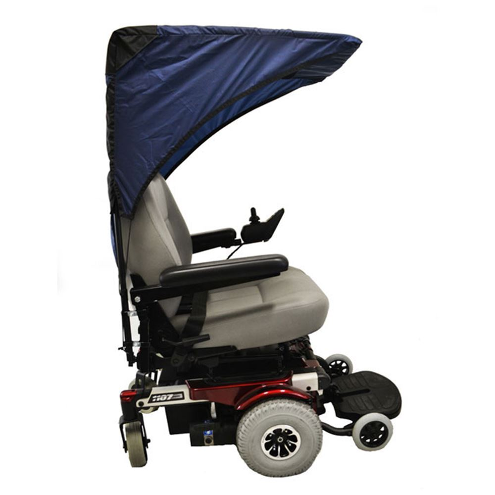 C21234 Base Model Wheelchair and Scooter Canopy Adult Size