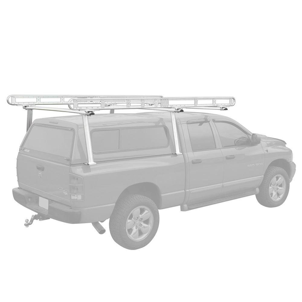 CAP-RACK-ALUM Aluminum Universal Truck Cap Rack