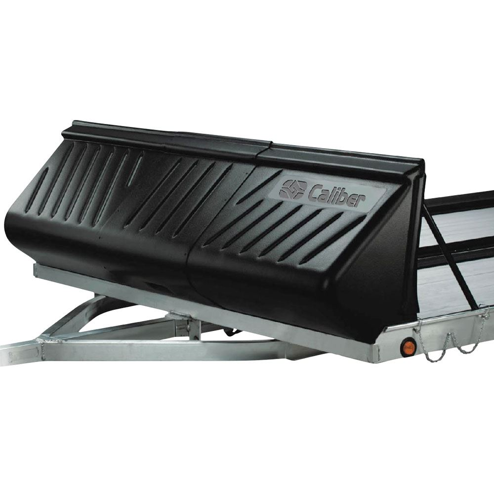 CBR-13401 Caliber Snowmobile Trailer Salt Shield