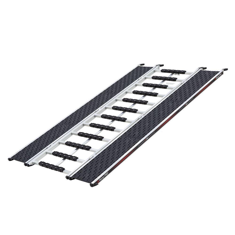 CBR-RAMP-PRO Caliber PRO 20 Tri-Fold Snowmobile Ramp System