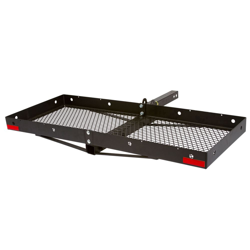 CC-F4820-DLX 48 Long Apex Steel Tray Folding Cargo Carrier