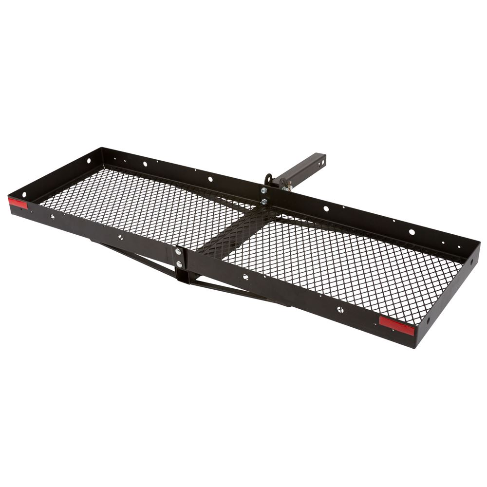 CC-F6020-DLX 60 Long Apex Steel Tray Folding Cargo Carrier