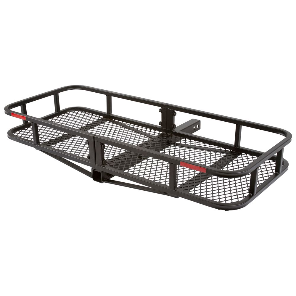 CCB-4820-DLX 48 Long Apex Steel Basket Deluxe Cargo Carrier
